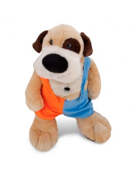 Cachorro Amigão Pelúcia...