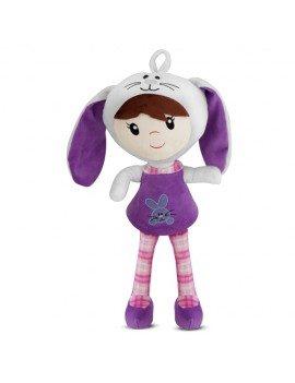 Boneca de Pelúcia Ana 40 cm...