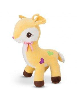 Bambi de Pelúcia Amarelo 55...