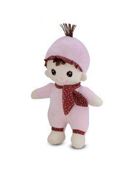 Boneca de Pano Bebê Bruna...