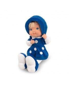 Boneca Baby Fashion 39 cm Antialérgica