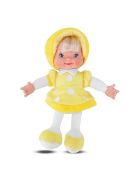 Boneca Little Baby Fashion...