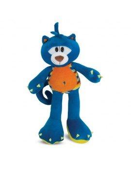 Gato de Pelúcia Plush Azul...