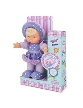 Boneca Little Baby Soft 25...