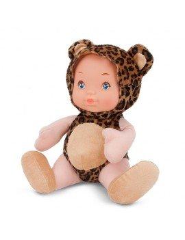 Boneca Baby Filhote Onça 23...
