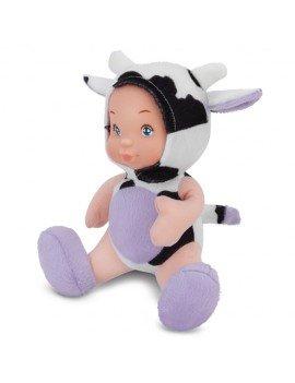 Boneca Baby Filhote Vaca 23...