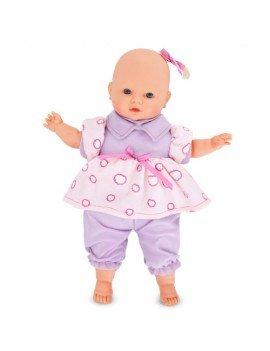 Boneca Piti Lilás 38 cm...