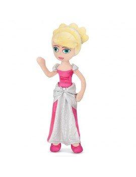 Boneca de Pelúcia Princesa...