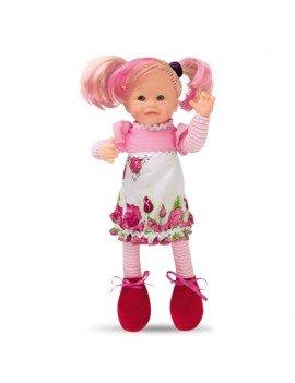 Boneca Sofia Rosa 40 cm...