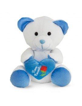 Urso de Pelúcia com Coração...