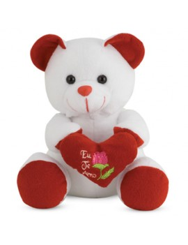 Urso de Pelúcia Eu Te Amo...