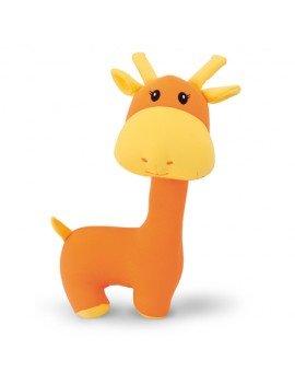 Girafa de Pelúcia Laranja...