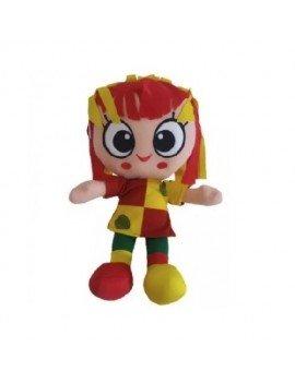 Boneca Emília de Pelúcia 38...