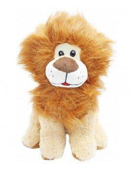 Leão de Pelúcia Marrom 33...