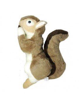 Esquilo de Pelúcia com Noz...