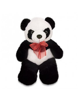 Urso Panda Dely de Pelúcia...