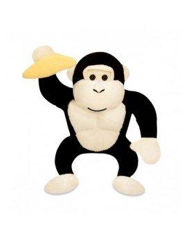 Gorila Tião de Pelúcia...